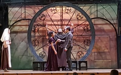Shakespeare Theater of New Jersey at St. Leo's School
