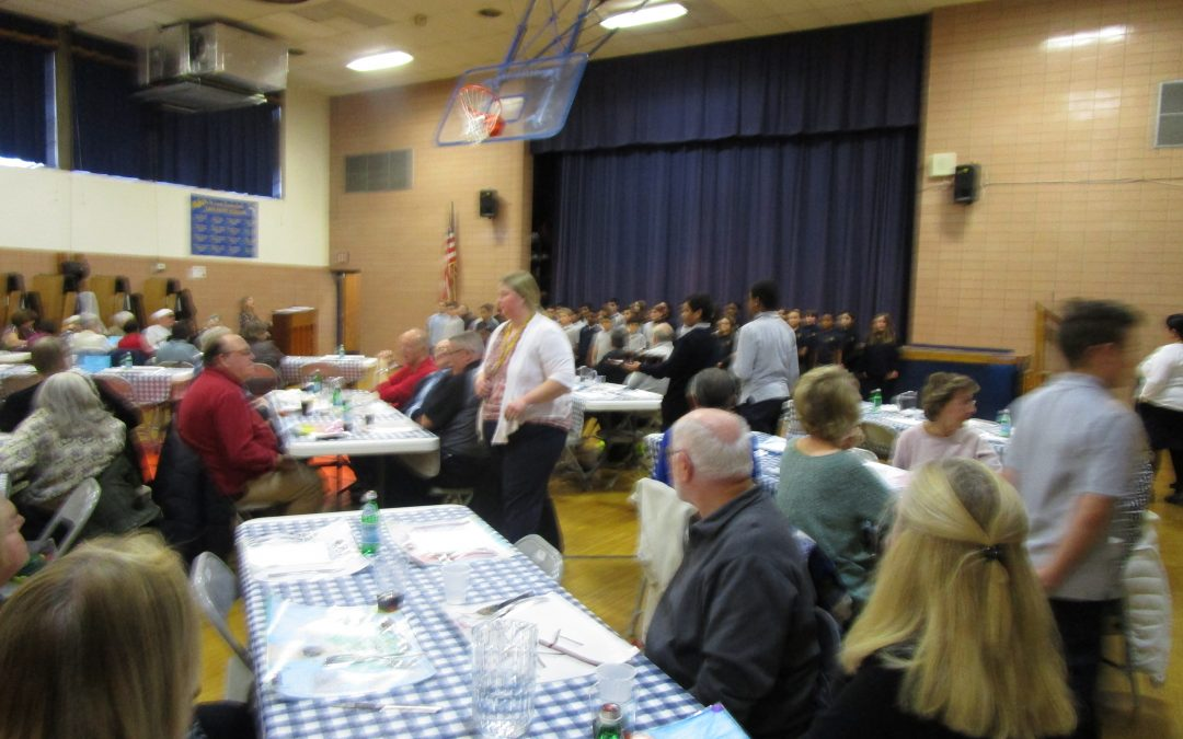 St. Leo's School hosts Senior Citizen Luncheon