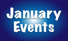 Upcoming January Events
